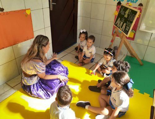 Era uma vez… Crianças felizes! Por que devemos contar histórias para elas?