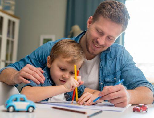 Os pais são fundamentais para a educação das crianças e adolescentes